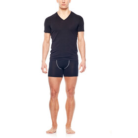 Icebreaker Anatomica Zone Boxer Men black/white